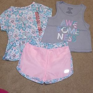 Skechers Shorts set